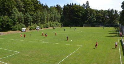 Holzwinkelstadion, Sportplatz, Glöttweng, Landensberg, Fußballspiel, Fussball,Altherrenmannschaft