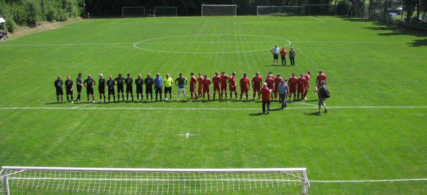 Fussball, AH-Mannschaft, Landensberg, Glöttweng