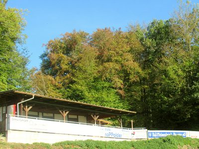 Sportplatz, Sportanlage, Sportstätte, Holzwinkelstadion, Landensbeg, Glöttweng