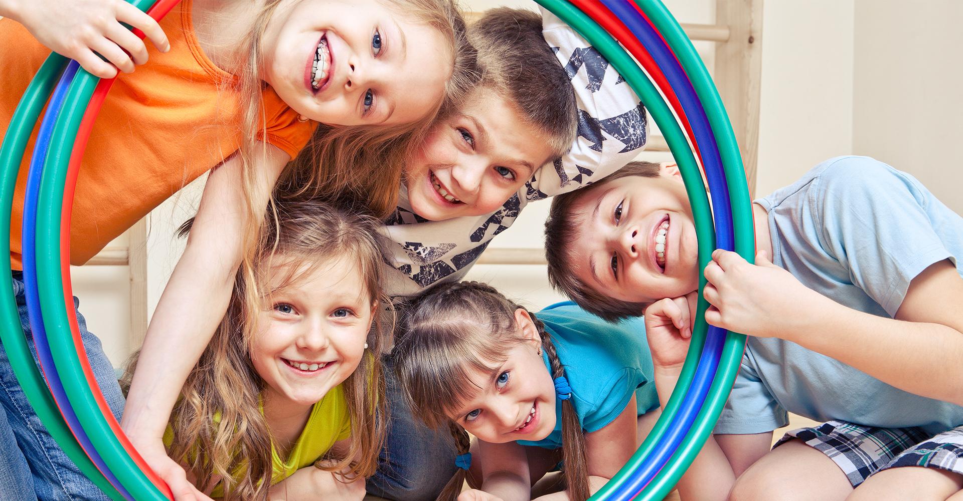 Kinderturnen und Jugendsport